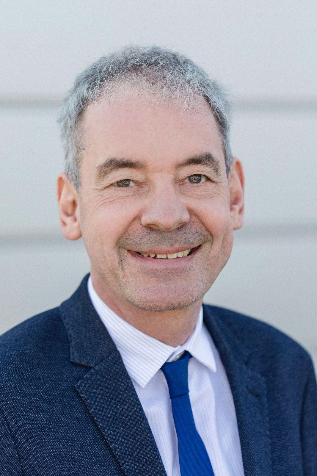 Bürgermeister Dr. Götz